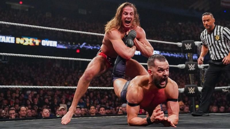 Riddle with an ANKLE Lock!!!