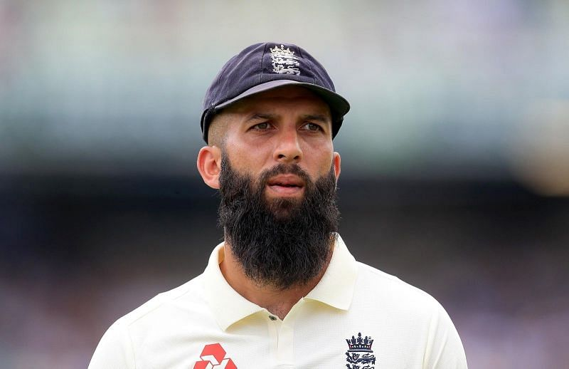 Moeen Ali has tormented India with the one that goes straight on