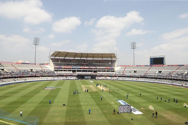 The Vijay Hazare Trophy is currently way in various parts of the country