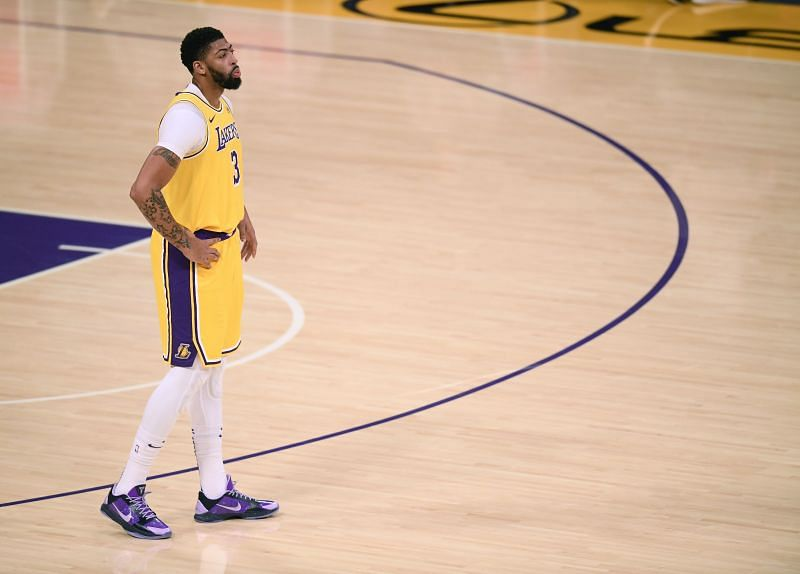 The LA Lakers have struggled in the absence of Anthony Davis.