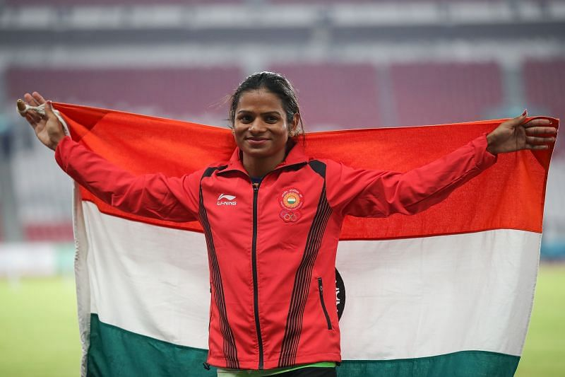 100m national record holder Dutee Chand to feature in IGP I at Patiala