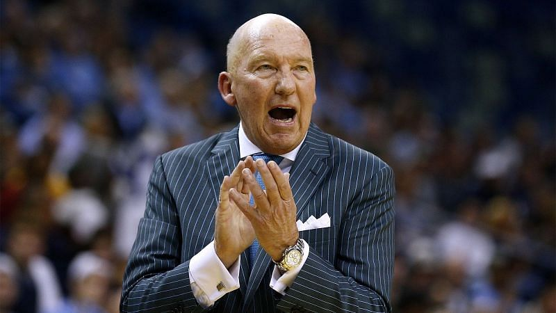 Dunleavy Sr. also coached in the NBA and reached the NBA Finals in 1991 with the LA Lakers. Photo Credit: Jonathan Bachman.