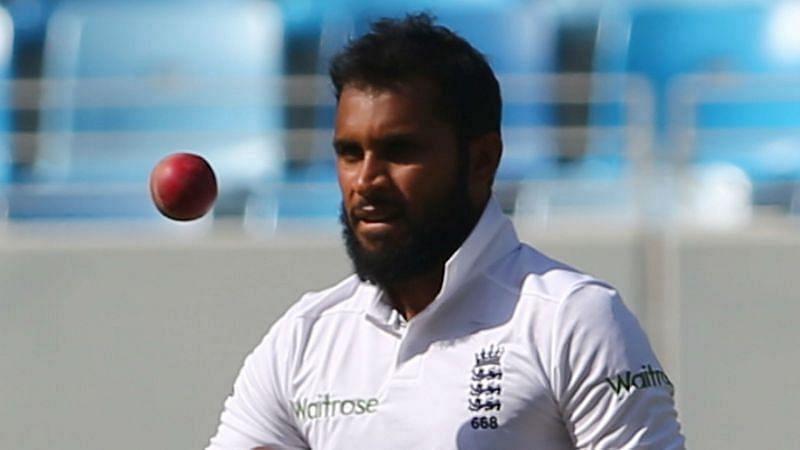 Adil Rashid is the only England leg-spinner to have dismissed Ajinkya Rahane
