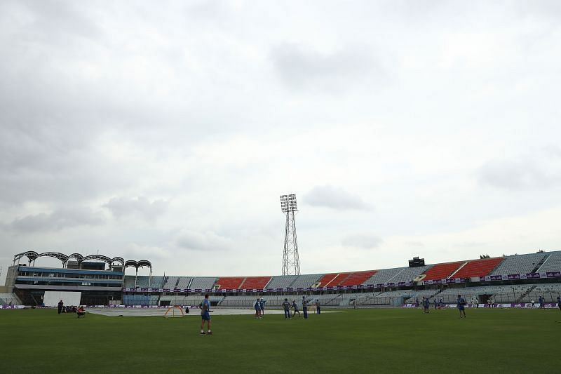 Zahur Ahmed Chowdhury Stadium will host the first Test between Bangladesh and West Indies