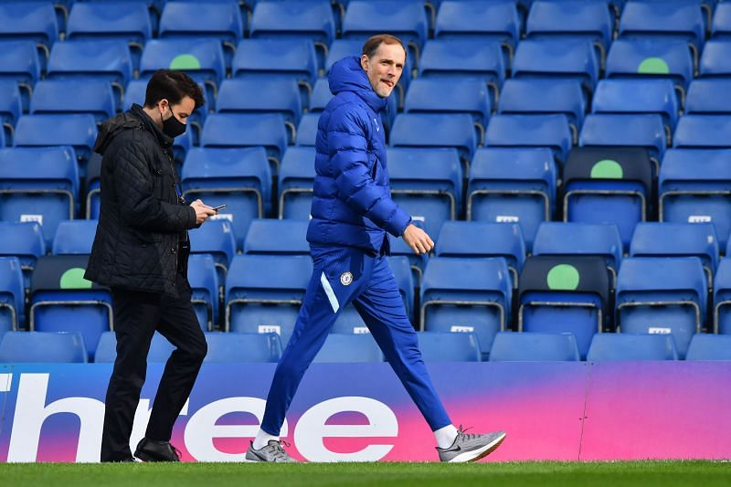 Thomas Tuchel is the new Chelsea manager