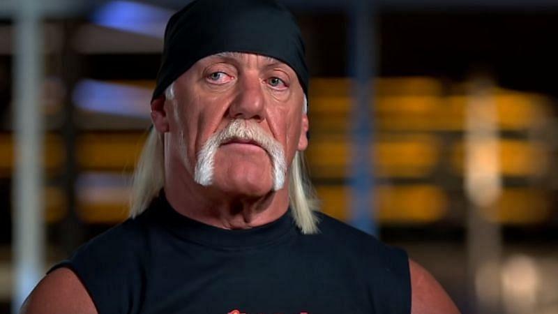 Hulk Hogan headlined WrestleMania IX with a black eye