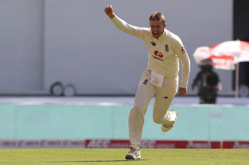 Joe Root got his first five-wicket haul on Thursday