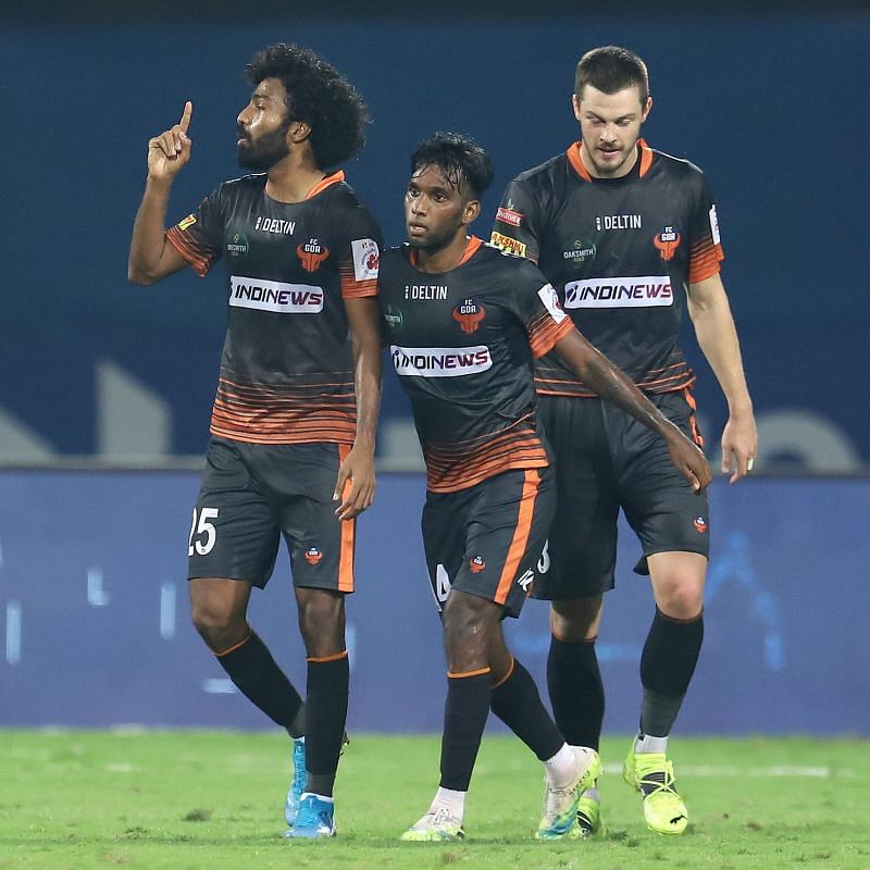 FC Goa are brimming with confidence after a 3-3 draw with Mumbai City FC. (Image: ISL)