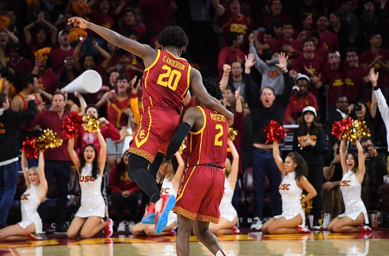 The USC Trojans and the Arizona State Sun Devils will face off at the Galen Center on Wednesday