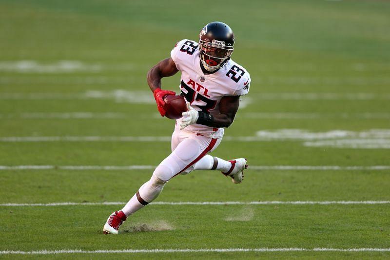 Atlanta Falcons RB Brian Hill