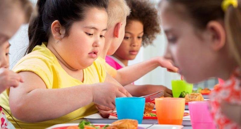 बच्चे का मोटापा