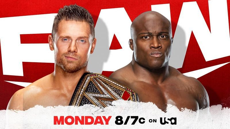 क्या WWE चैंपियन द मिज अगले हफ्ते Raw में बॉबी लैश्ले के खिलाफ मैच में अपना टाइटल रिटेन कर पाएंगे?