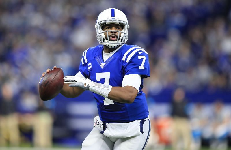 Will the Colts re-sign Jacoby Brissett