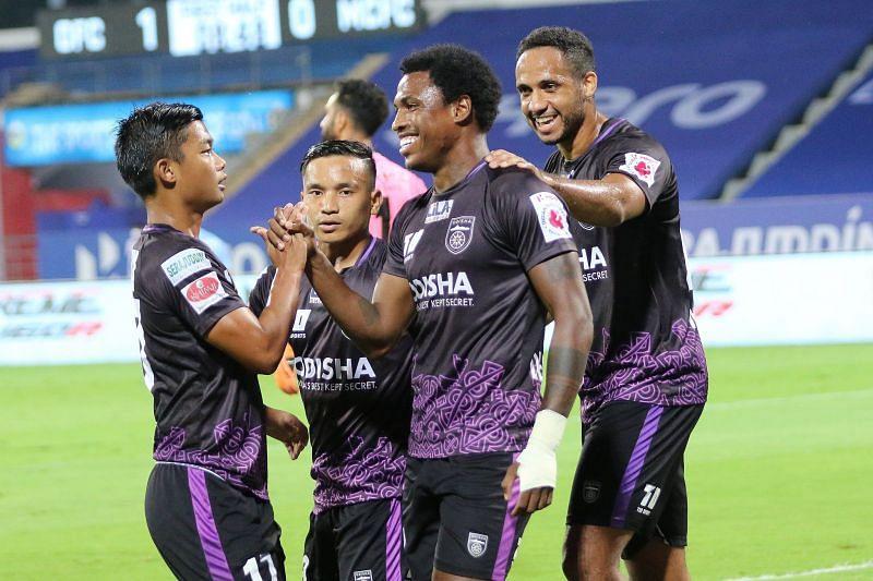 Odisha FC have one just one ISL match this season