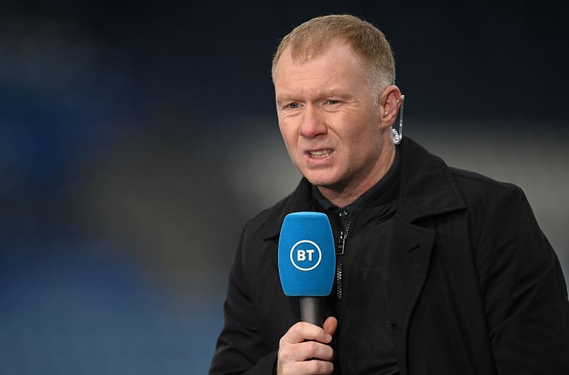 Paul Scholes believes that Manchester United are not far off from winning the Premier League