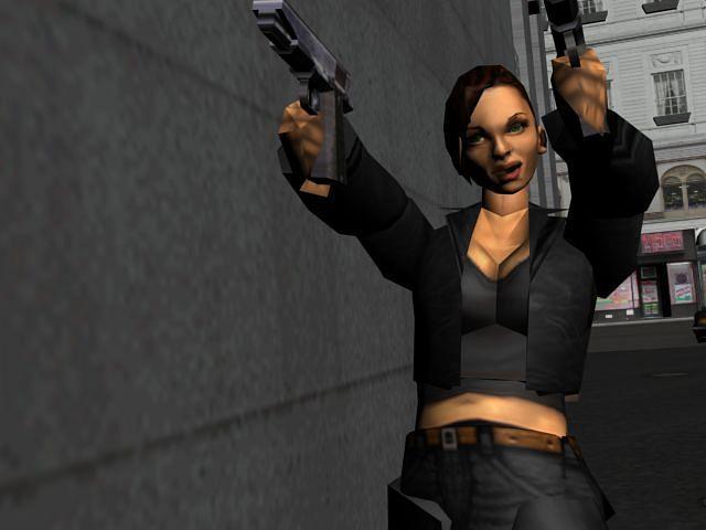 Catalina in GTA 3 (Image via GTA Wiki)