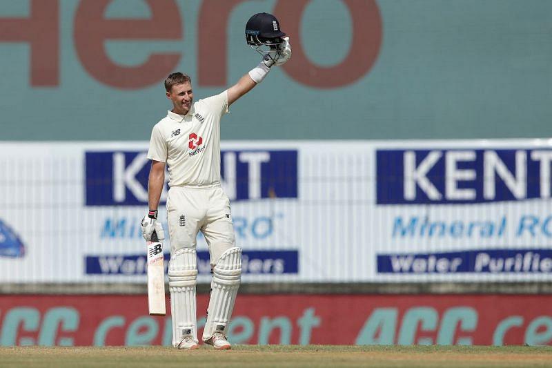 Joe Root looks unbeatable against India