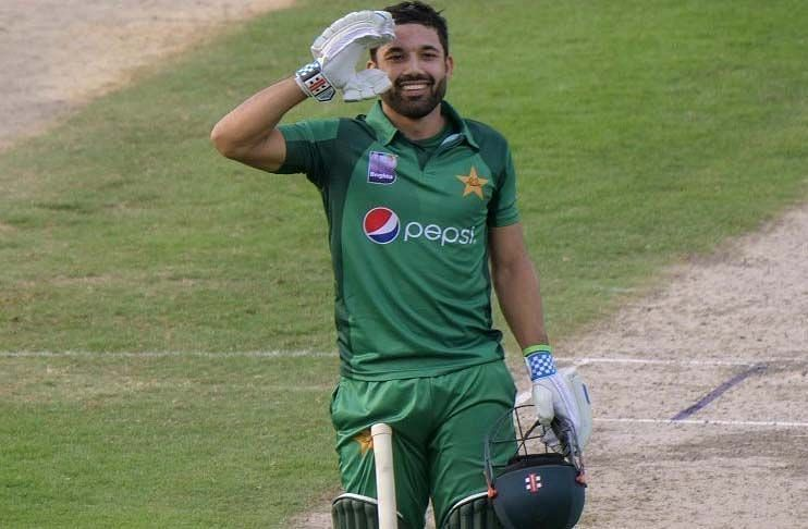 Mohammad Rizwan has been rewarded with a promotion for his recent good performances