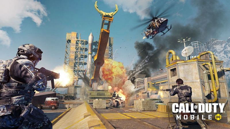 COD Mobile has become a major player in its short lifespan (Image via Game and Movie - blogger)