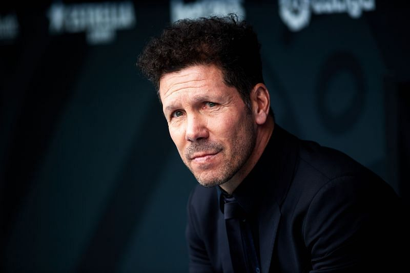 Diego Simeone is one of the most established football managers in Europe