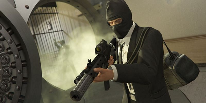 There are a wide variety of heists in the GTA series (Image via CinemaBlend)