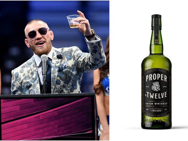 Conor McGregor has marketed his Proper No. Twelve brand smartly