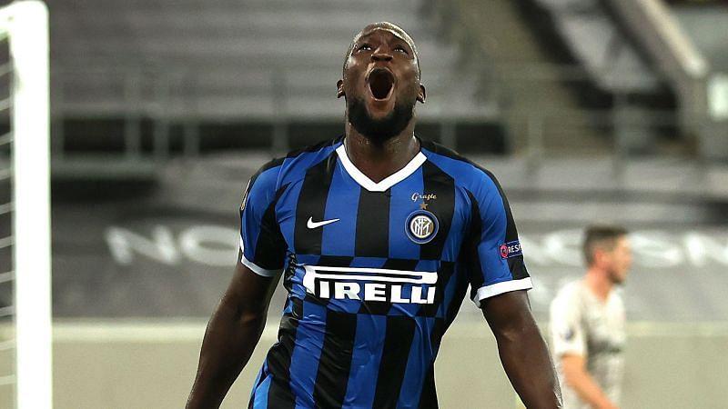 Inter Milan are benefitting from Romelu Lukaku