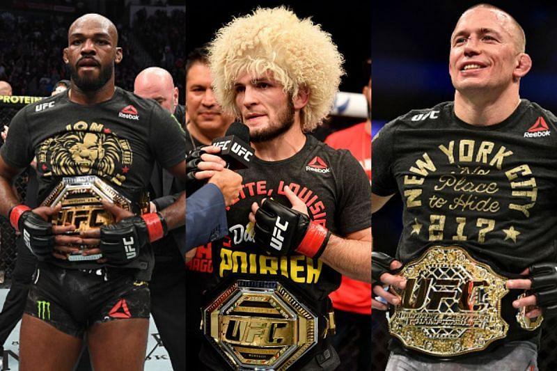 Who has the longest UFC streak?