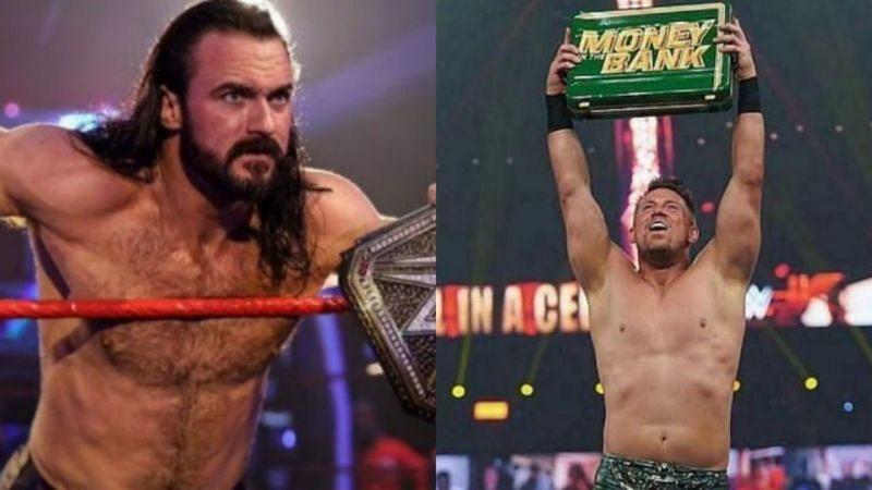 क्या द मिज अपना कॉन्ट्रैक्ट कैश इन करके ड्रू मैकइंटायर को हराकर नए WWE चैंपियन बनेंगे?