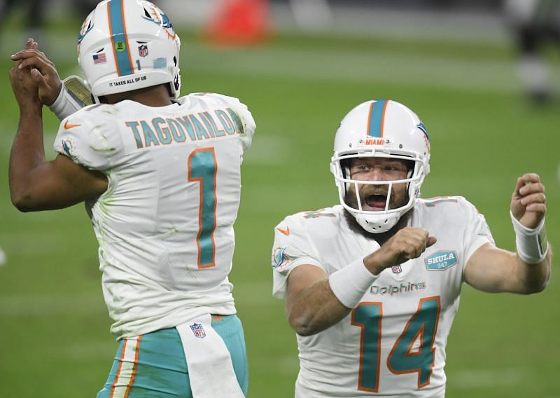 Would Ryan Fitzpatrick Return To Miami For His Third Season With The Dolphins?