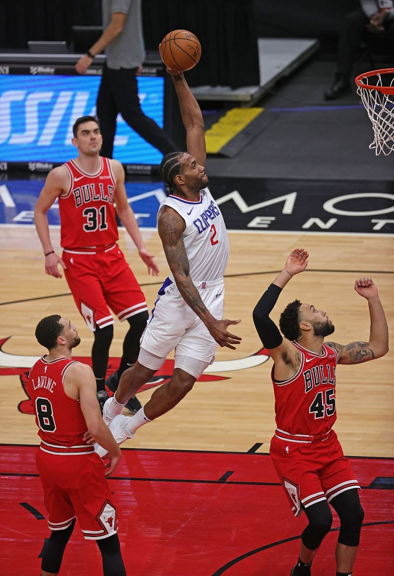 Kawhi Leonard has been instrumental for the Los Angeles Clippers this season