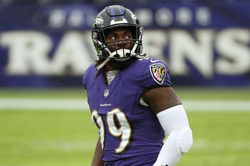 Baltimore Ravens OLB Matt Judon