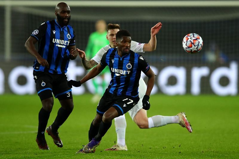 Club Brugge host Dynamo Kyiv in their UEFA Europa League round of 32 fixture