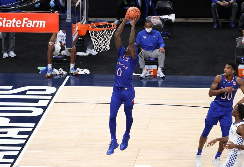 The Kansas Jayhawks and the Texas Longhorns will face off at the Frank Erwin Center on Tuesday