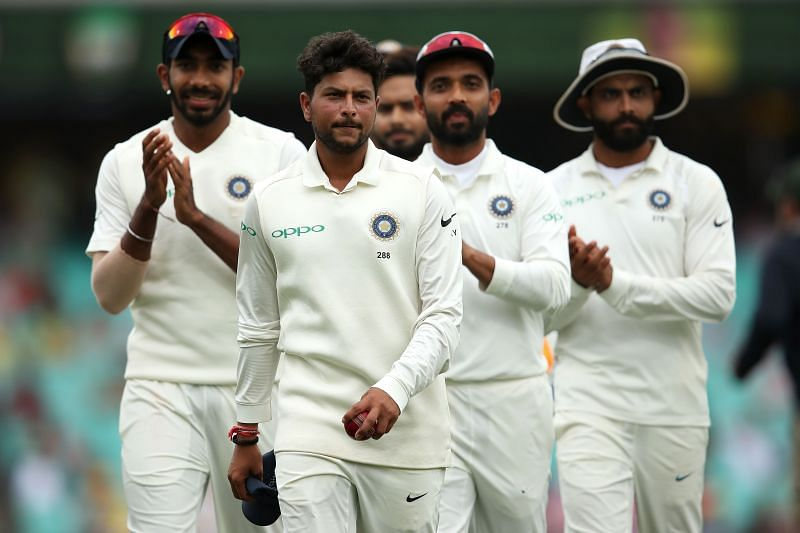 Kuldeep Yadav last played a Test for India in January 2019.