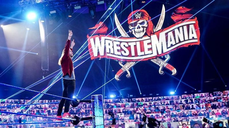 Edge will be in the Main Event of WrestleMania this year