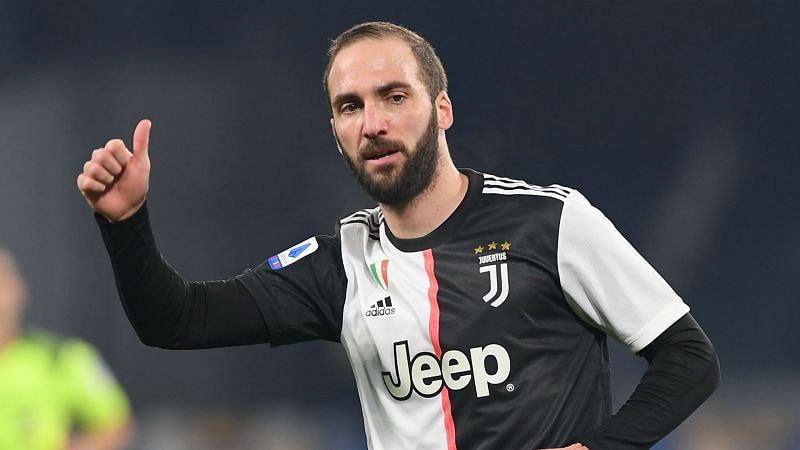 Gonzalo Higuain is one of the most prolific South American goal-scorers in the Serie A.