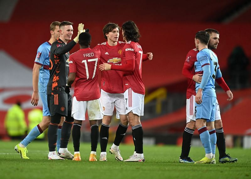 Manchester United vs West Ham United: The Emirates FA Cup Fifth Round