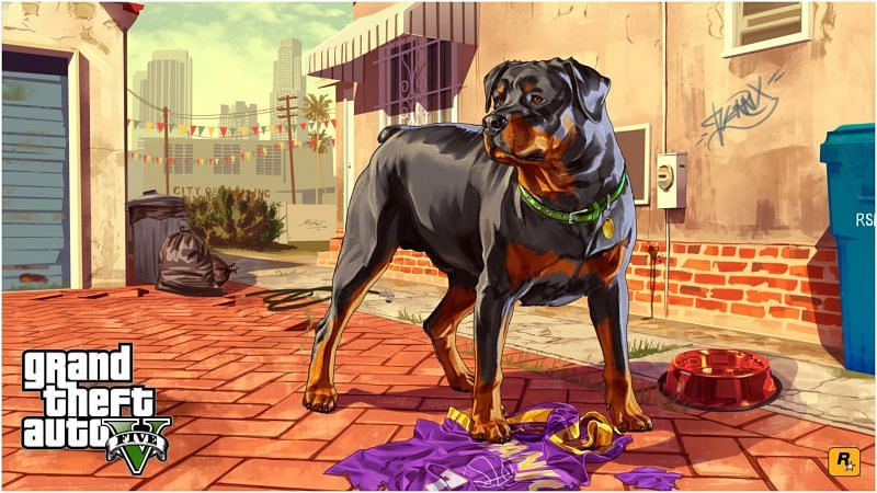 Players can take the shape of animals for a bit in GTA Online (Image via GTAbase)