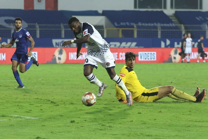 East Bengal needs to find a proper striker to partner Bright next season