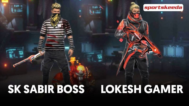 SK Sabir Boss vs Lokesh Gamer