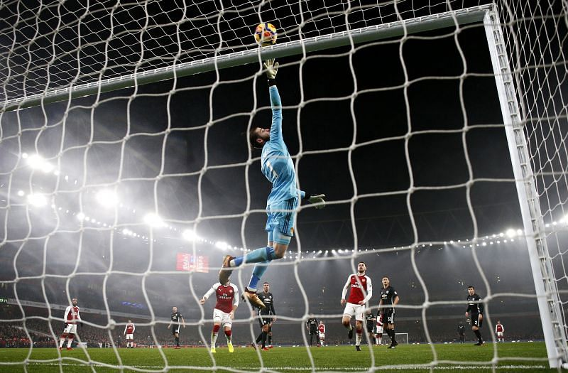 De Gea has saved Manchester United in the past, including a memorable night at the Emirates in 2017.