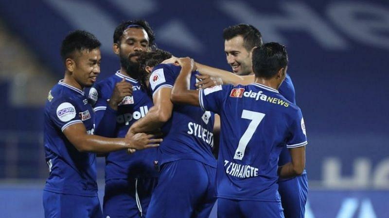 Chennaiyin FC drew 2-2 with FC Goa in their previous ISL fixture. (Image: Chennaiyin FC)