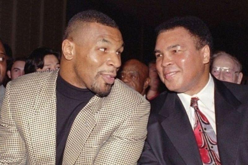 Muhammad Ali was