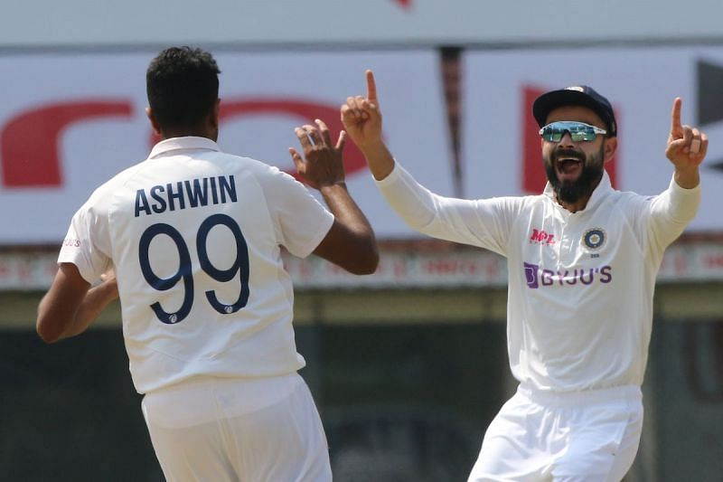 Ravichandran Ashwin has made a great start in the 2nd innings