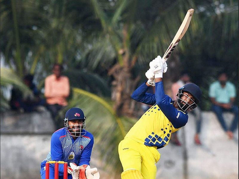 Hari Nishaanth is a classy southpaw of the mould of Yuvraj Singh and Suresh Raina