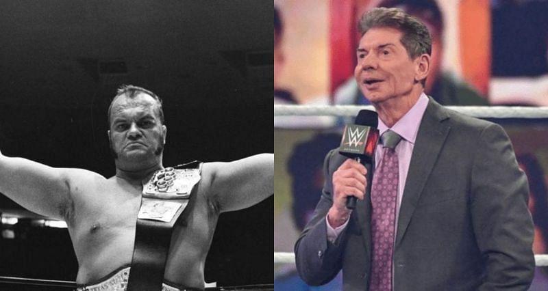 Stan Stasiak; Vince McMahon