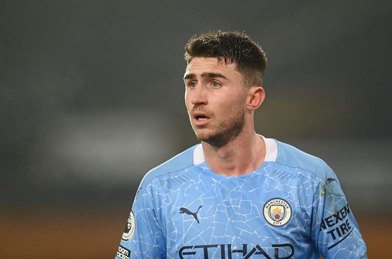 Laporte has barely played for Manchester CIty this season