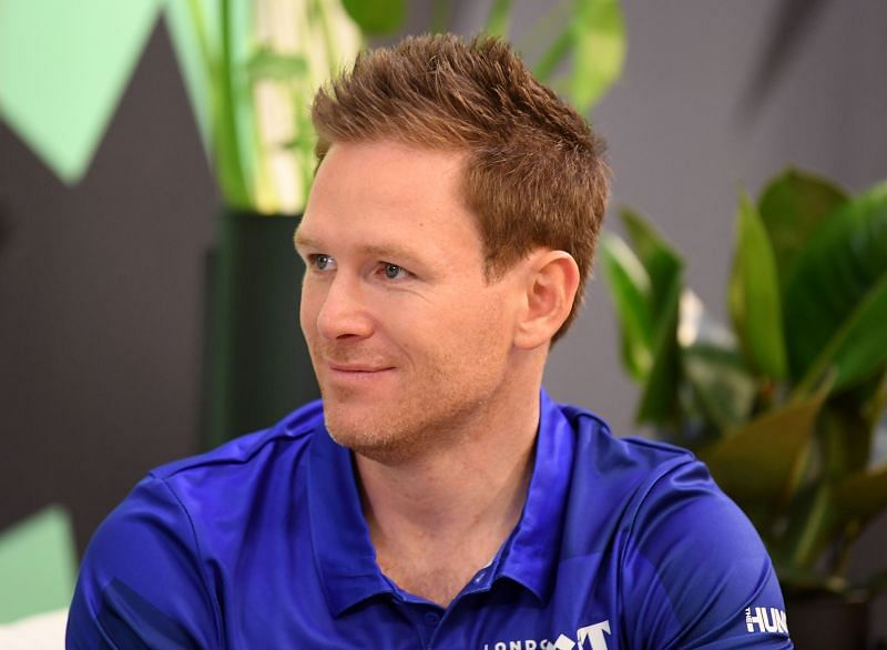 Eoin Morgan will captain the London Spirit
