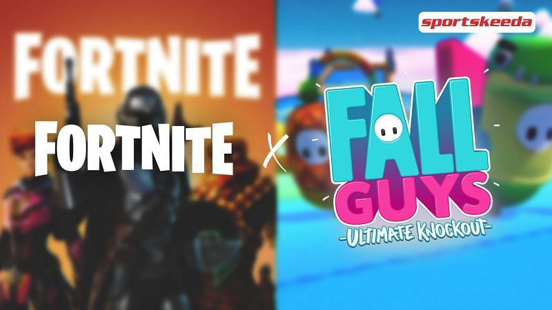 The Fortnite x Fall Guys deal has been leaked (Image via Sportskeeda)